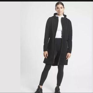 ATHLETA Cozy Karma Jacket Black NWT